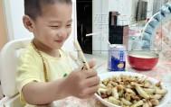 学会用筷子后记
