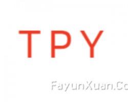 网络用语tpy什么意思