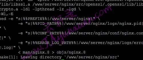 nginx自编译完成.jpg